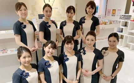 大阪駅前院美容カウンセラー