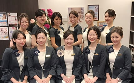 神戸院(兵庫) 美容カウンセラー