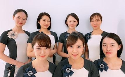 小倉院(福岡)美容カウンセラー