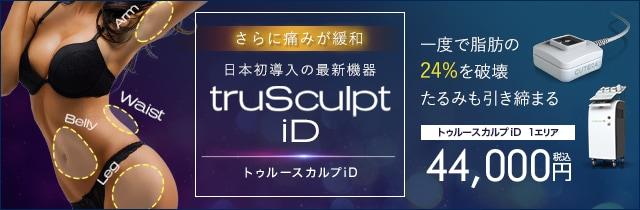 トゥルースカルプ3D・iD