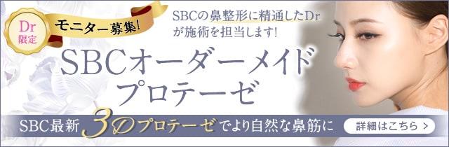 SBCオーダーメイドプロテ―ゼ